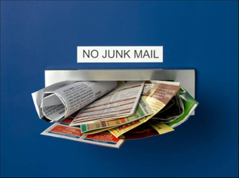 All About the Junk Mail 9