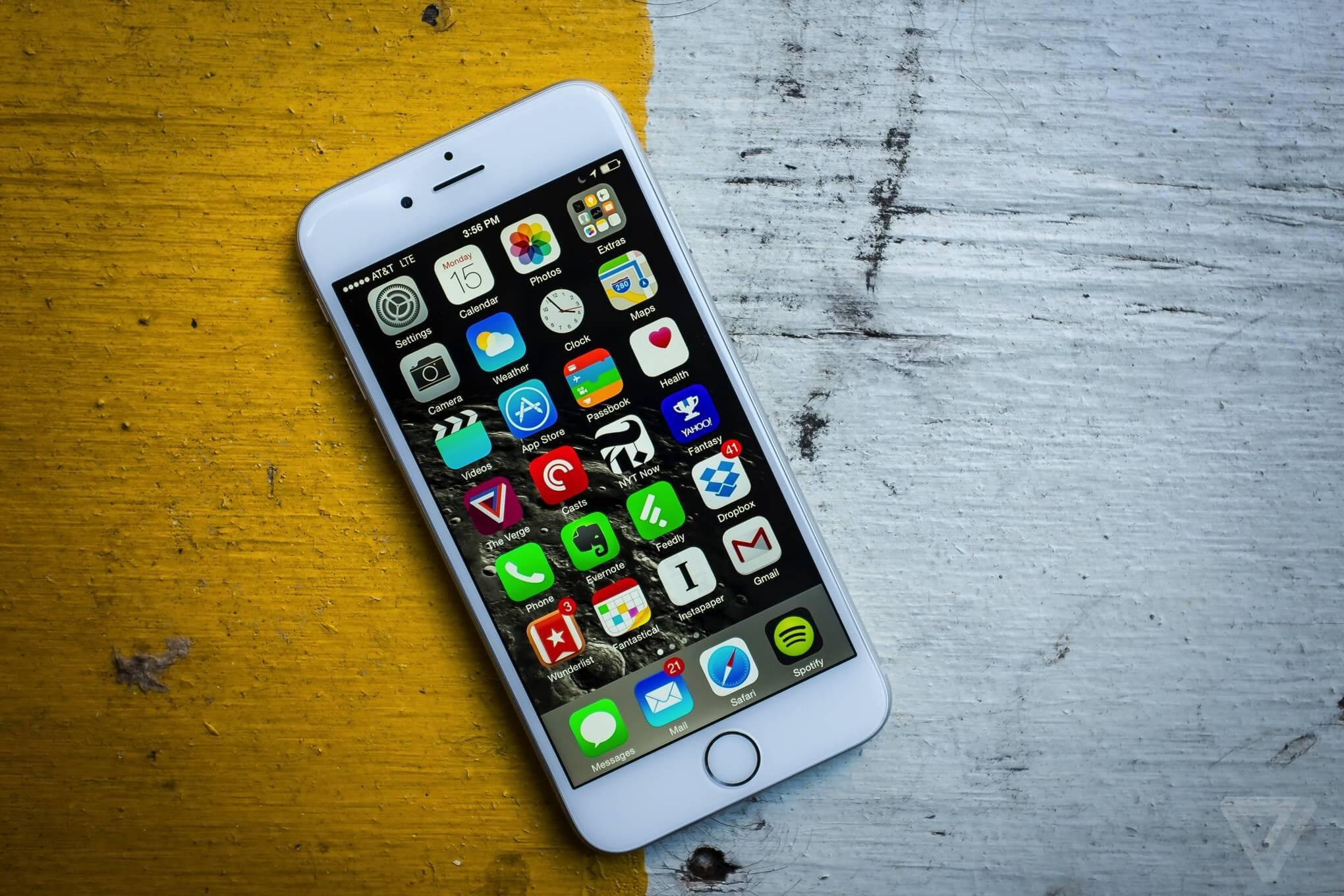 The iPhone Era 4