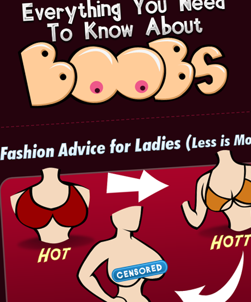 Everything You Need to Know About Boobs