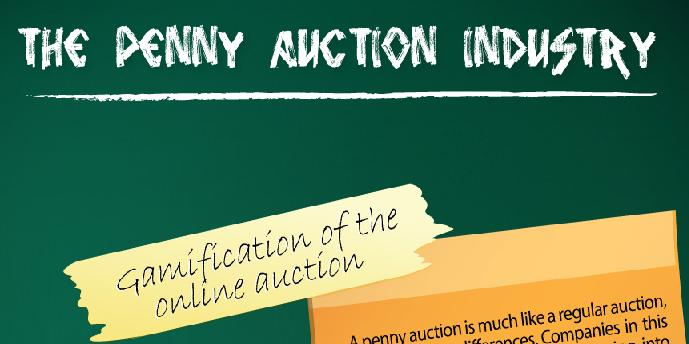 The Penny Auction Industry 8