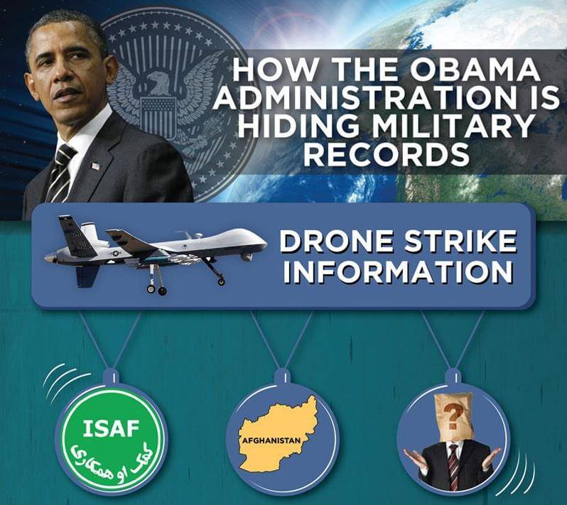 How the Obama Administration is Hiding Military Records 2