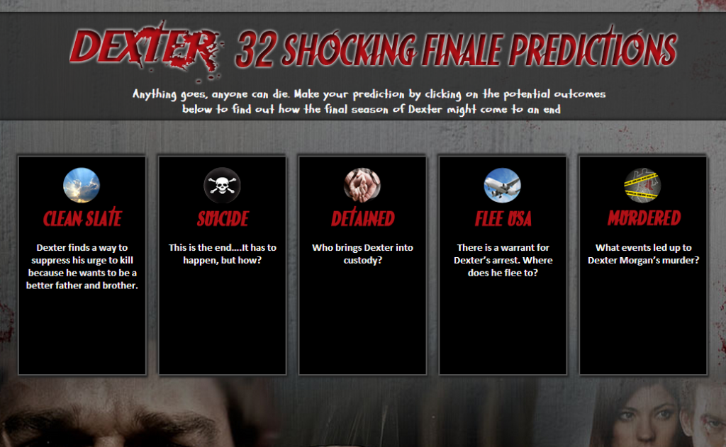Dexter: 32 Shocking Finale Predictions