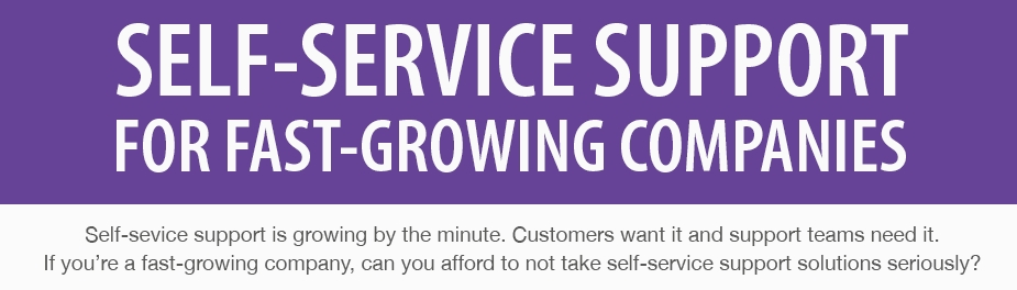 Self-Service Customer Support 7