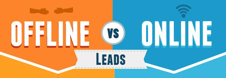 Difference Between Online and Offline Leads 5