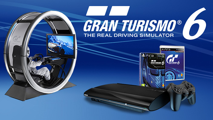Gran Turismo® 6 Launches Exclusively On Playstation®3 3