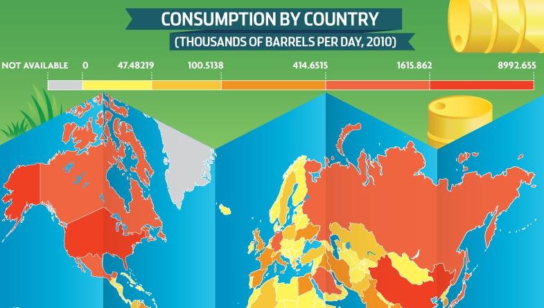 Gassed: Gasoline Consumption 16