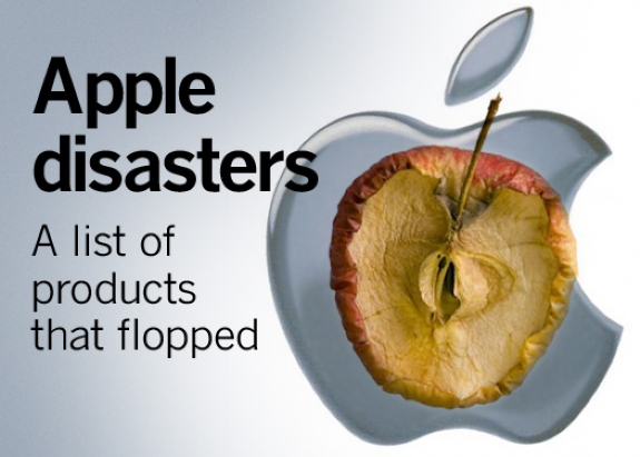 Eight of Apple's Biggest Failures 8