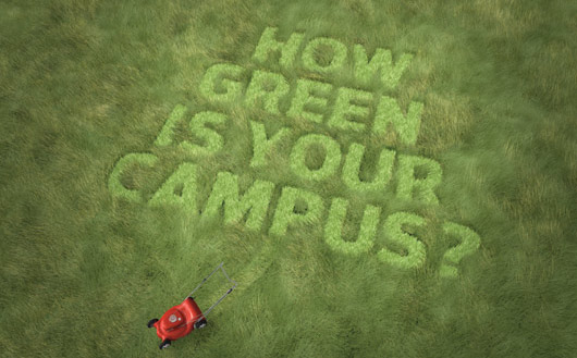 How Green is Your Campus? 10