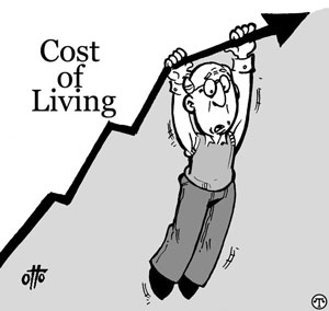 The Cost of Living in the U.S. 3