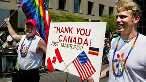 Same-Sex Marriage in Canada 1