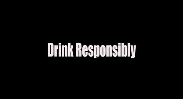 Responsible Drinking 3