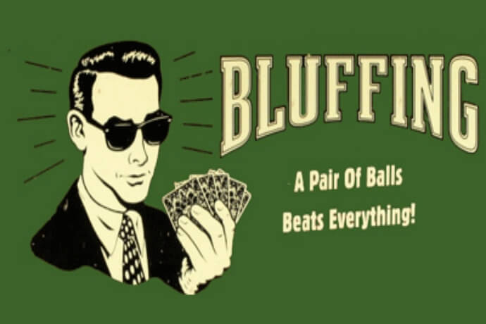 The Art of Bluffing in UK 3