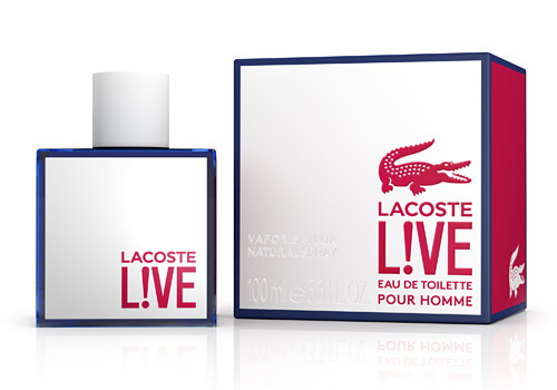 LACOSTE Brand New Perfume
