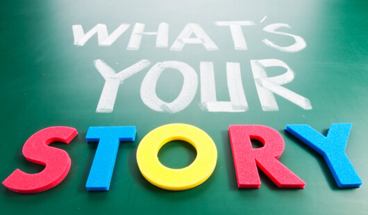 Content Marketing: Thinking in Stories 2