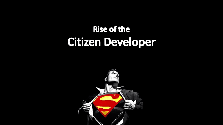 The IT Skills Gap: Rise of the Citizen Developer 4