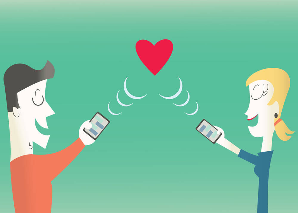 The Psychology of Online Dating 1
