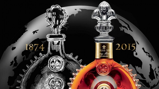 LOUIS XIII QUEST FOR A LEGEND