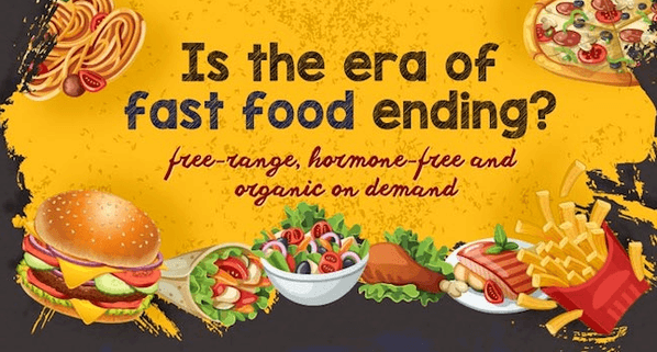 Is the Era of Fast Food Ending?