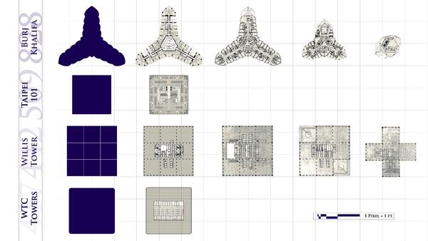 Burj-Khalifa-Blueprint