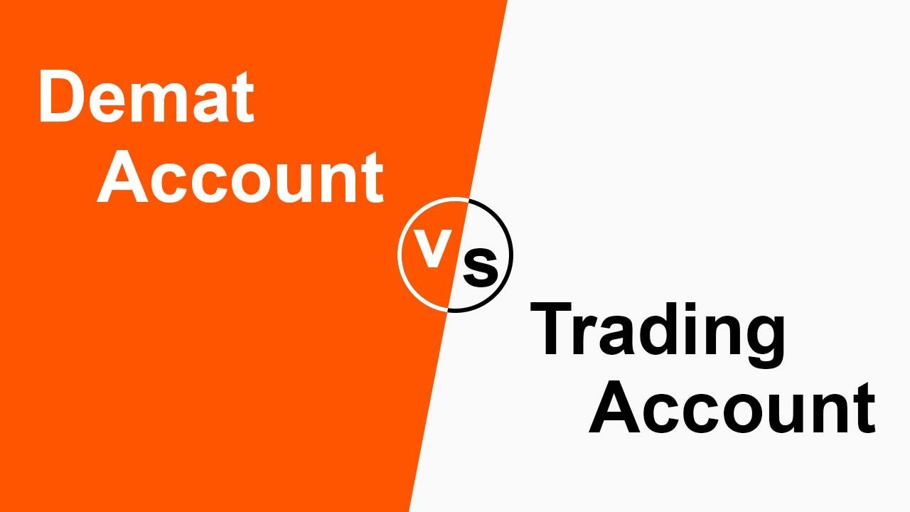 Difference Between Demat Account and Online Trading Account 2