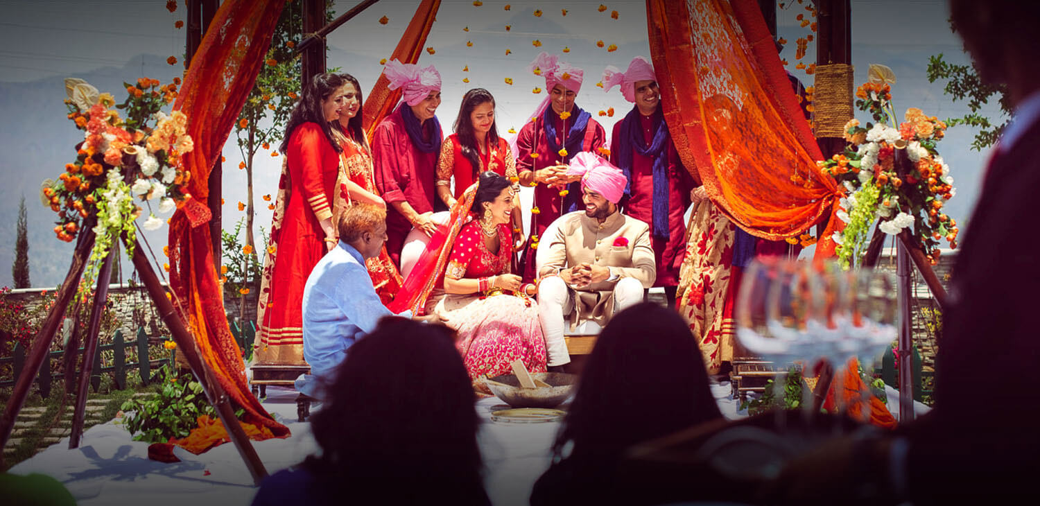 Grandiose Weddings In India