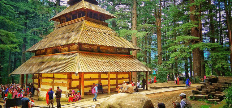 Hidimba Devi, Manali