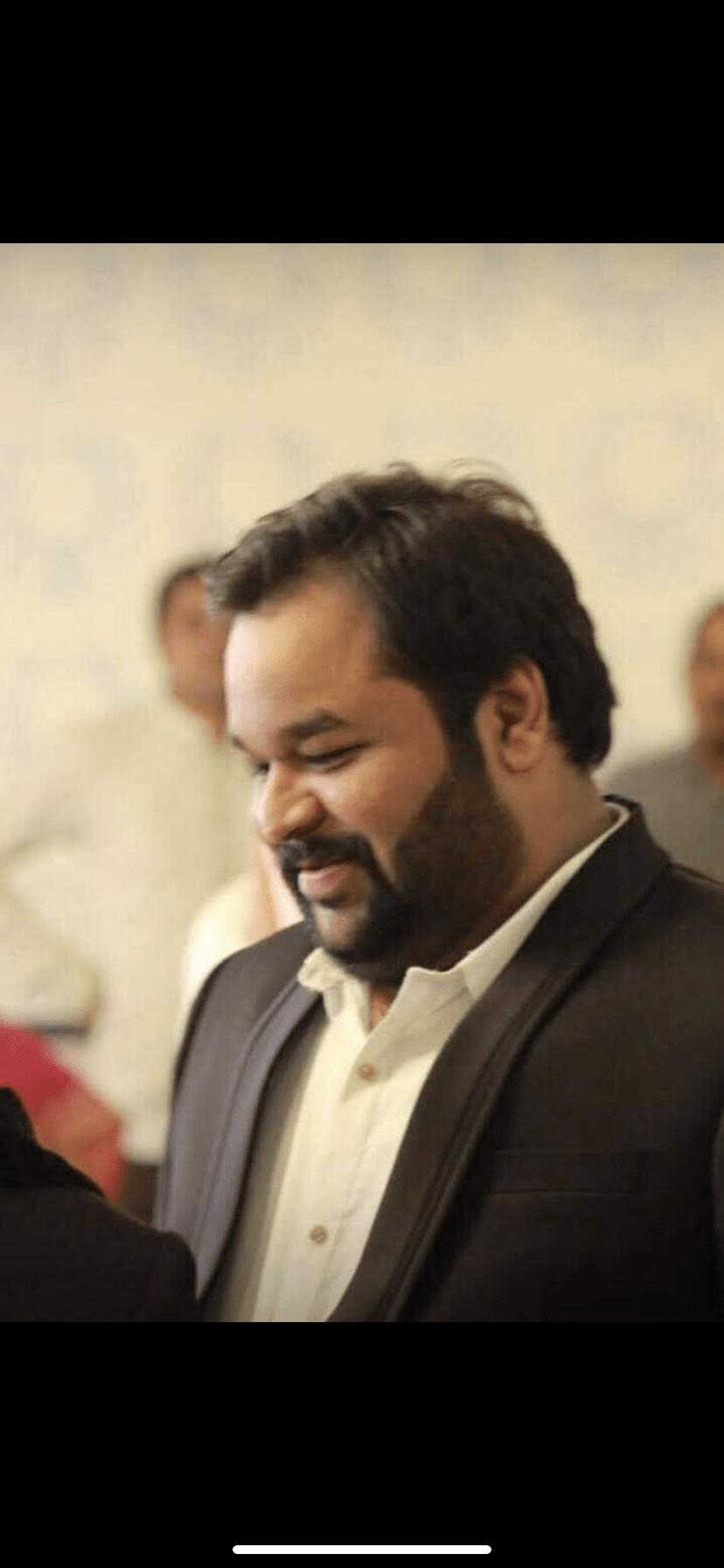 Gaurav Vinod Dubey