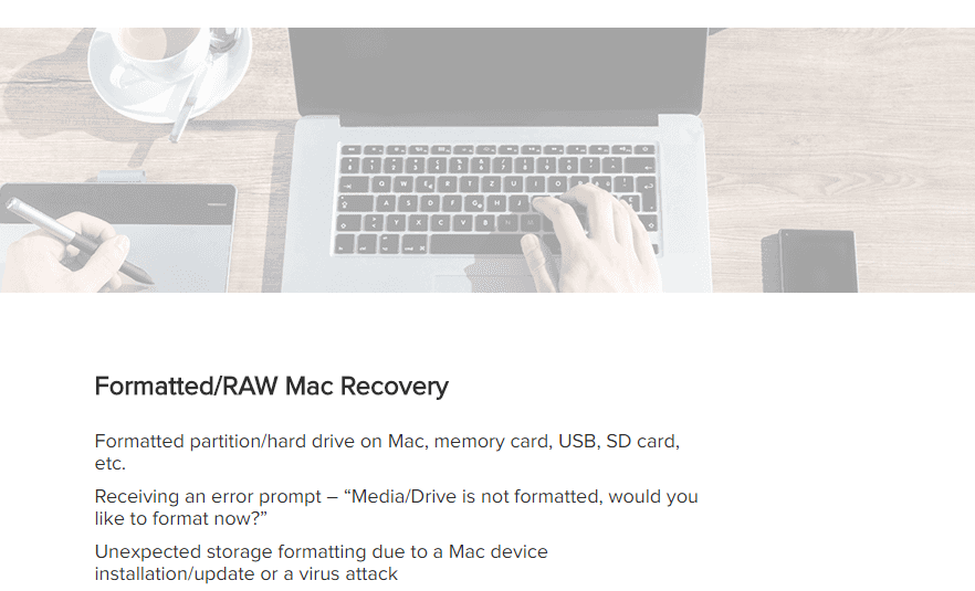MAC-Recovery