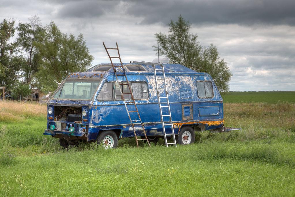 Old Motorhome