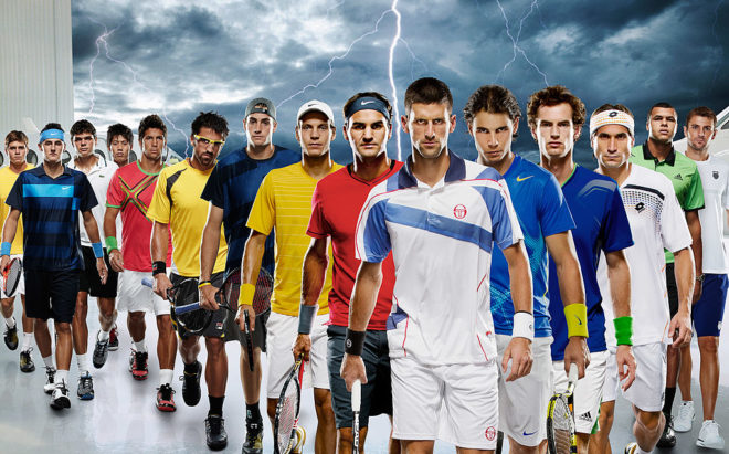 ATP World Tour Players