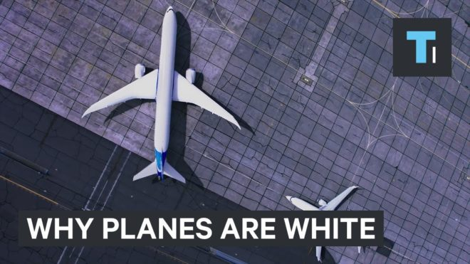 Why-Planes-Are-White
