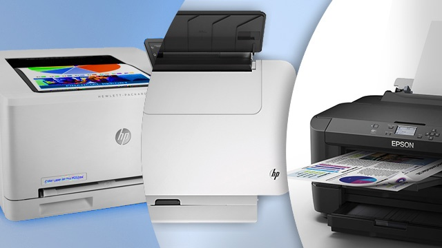 Best Inkjet and Laserjet Printers
