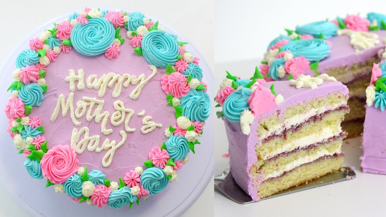 5 Delicious Mother's Day Cakes That Will Make Your Mom Feel Special 5