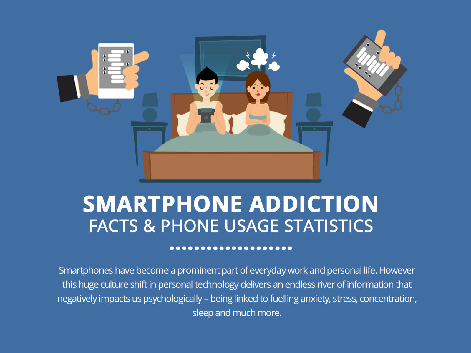 Cell Phone Addiction Facts & Phone Usage Statistics 17