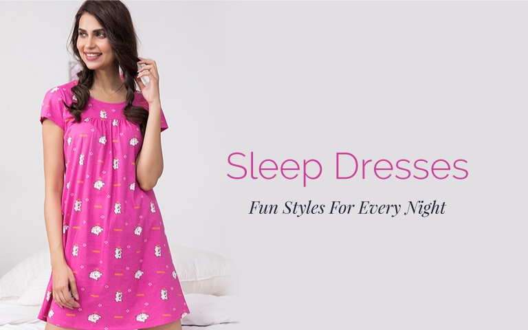 sleepwear_nightdess